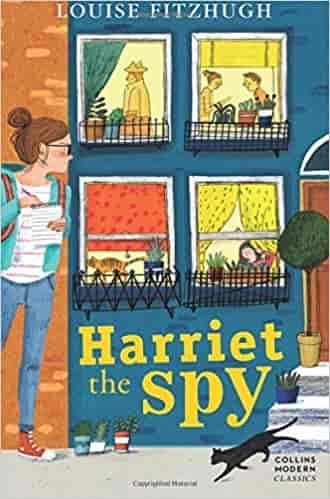 Harriet the Spy: Collins Modern Classics