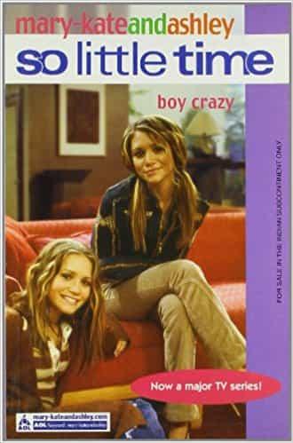 Boy Crazy (So Little Time, Book 11)