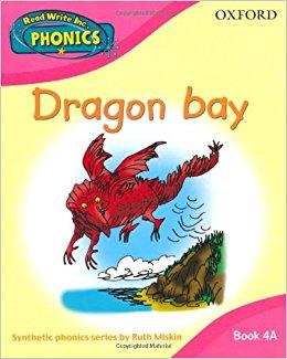 Read Write Inc. Home Phonics: Dragon Bay: Book 4A (Read Write Inc Phonics 4a