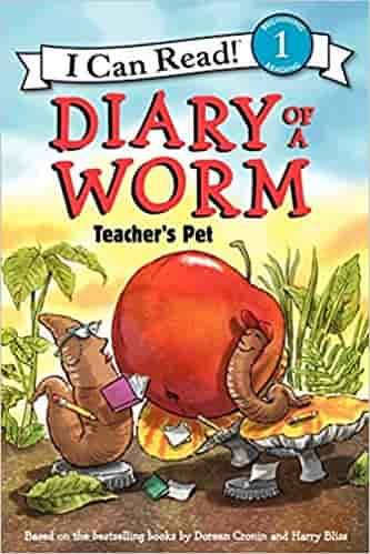 Diary of a Worm: Teacher's Pet (I Can Read)