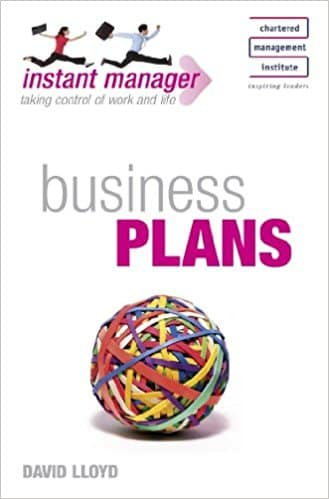 Instant Manager: Business Plans (IMC)