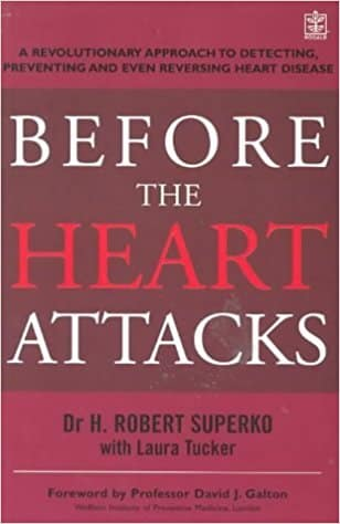 Before The Heart Attacks: A revolutionary approach to detecting, preventing and even reversing heart disease