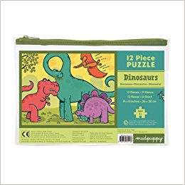 Dinosaurs Pouch Puzzle