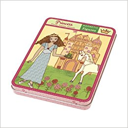 Princess Magnetic Figures