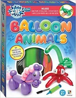 Zap! Extra Balloon Animals