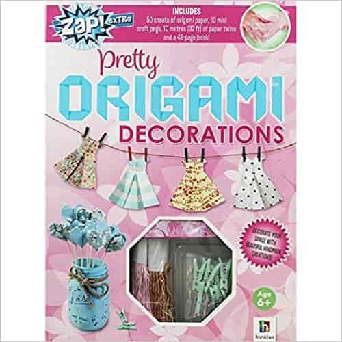 Zap! Extra Pretty Origami Decorations