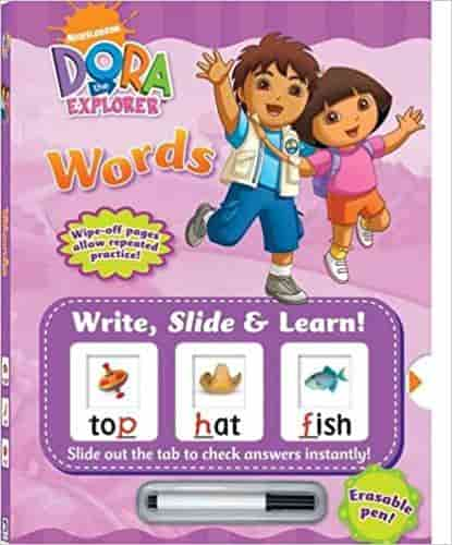 Words (Write, Slide, Learn!)