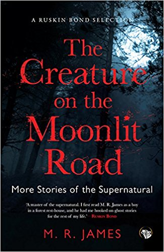 The Creature On The Moonlit Road