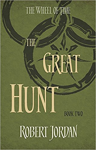 The Great Hunt: Book 2 of the Wheel of Time