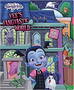 Vampirina Vee's Fangtastic World
