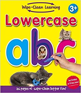 Wipe Clean Learning: ABC Lower Case