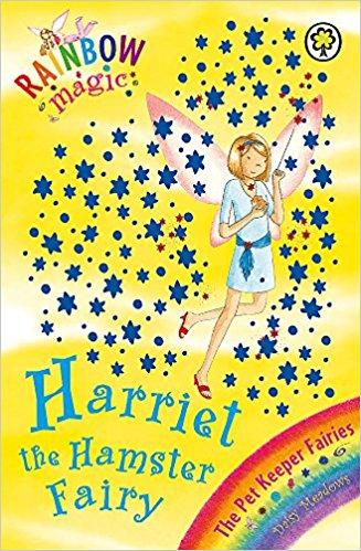 Harriet the Hamster Fairy