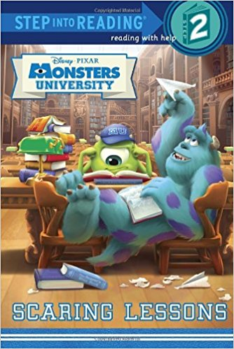 Monsters University: Scaring Lessons