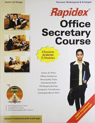 Rapidex Office Secretary Course (With Cd)