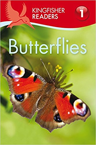 Kingfisher Readers: Butterflies