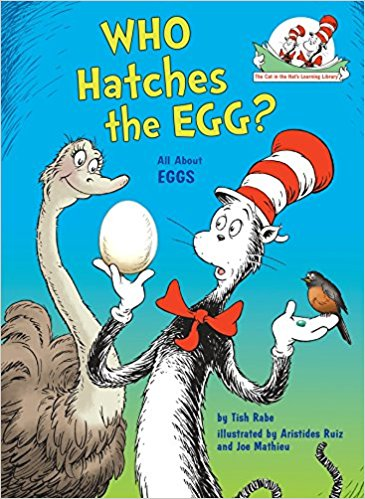 Who Hatches the Egg All about Eggs