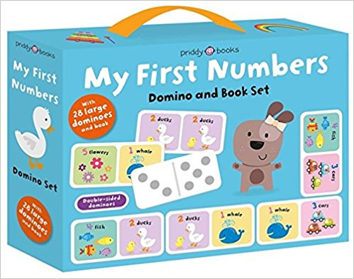 My First Numbers Domino & Book Set