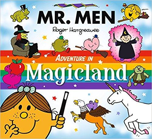 Mr Men Adventure in Magicland