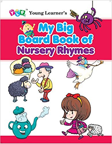 My Big Board Book of Nursery Rhymes
