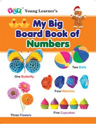 My Big Board Book of Numbers