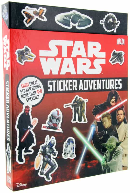 Star Wars Sticker Adventures