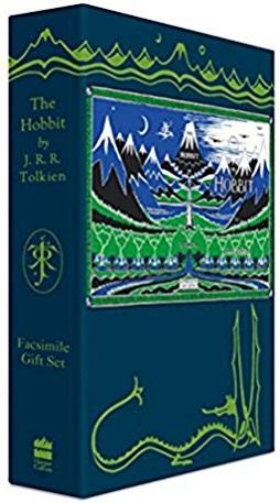The Hobbit Facsimile Gift