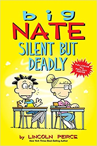 Big Nate: Silent But Deadly -