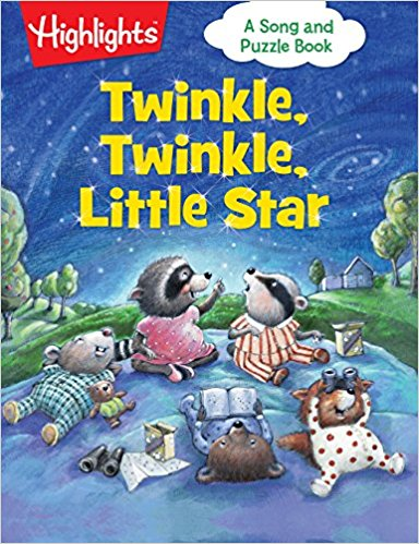Twinkle Twinkle Little Star (Song and Puzzle Books)