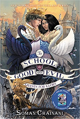 The School for Good and Evil Quests for Glory