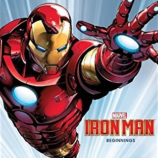 Marvel Iron Man Beginnings