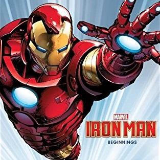 Marvel Iron Man Beginnings