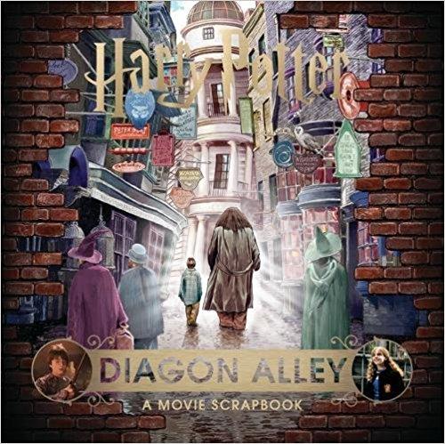 Harry Potter Diagon Alley A Movie Scrapbook