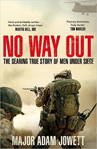 No Way Out The Searing True Story of Men Under Siege