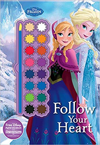 Disney Frozen Follow Your Heart