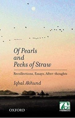 Of Pearls and Pecks of Straw