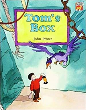 My Little Activity Box Tom & Jerry