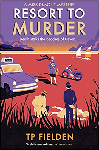 Resort to Murder: A must-read vintage crime mystery