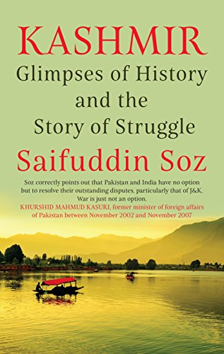 Kashmir Glimpses of History and the Story of Struggle