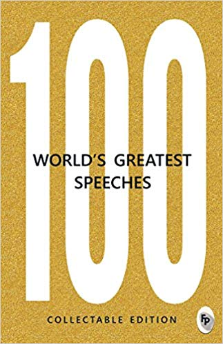 100 world's greatest speeches