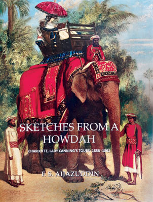 sketches from a howdah
