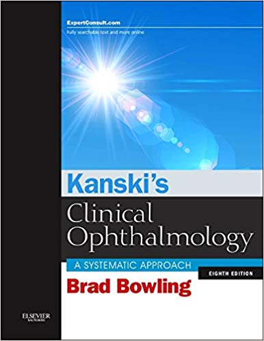 Kanski's Clinical Ophthalmology: A Systematic Approach 8th Edition