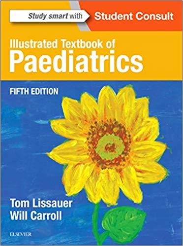 Illustrated Textbook of Paediatrics 5th Edition