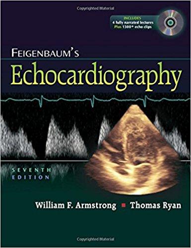 Feigenbaum's Echocardiography 7 Edition