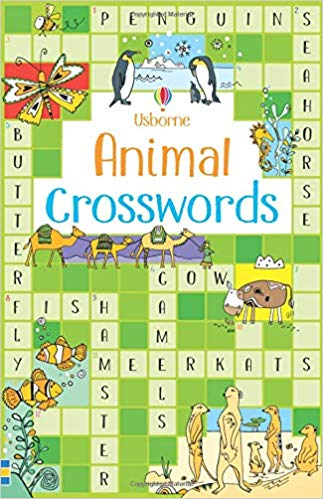 Animal Crosswords