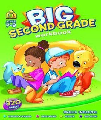 Big Second Grade Workbook: 1