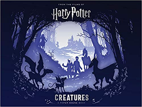Harry Potter - Creatures: A Paper Scene Book