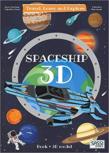 Build a Spaceship - 3D