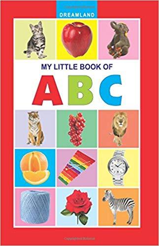 My Little Book ABC
