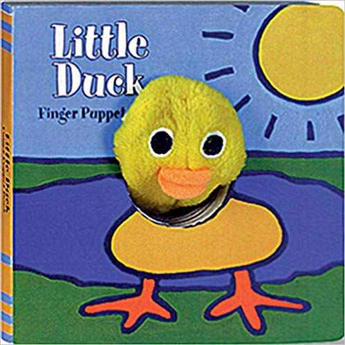 Little Duck Finger Puppet Board