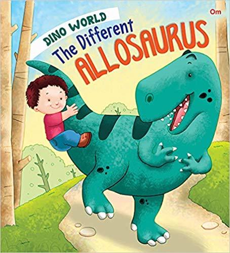 The Different Allosaurus: Dino World